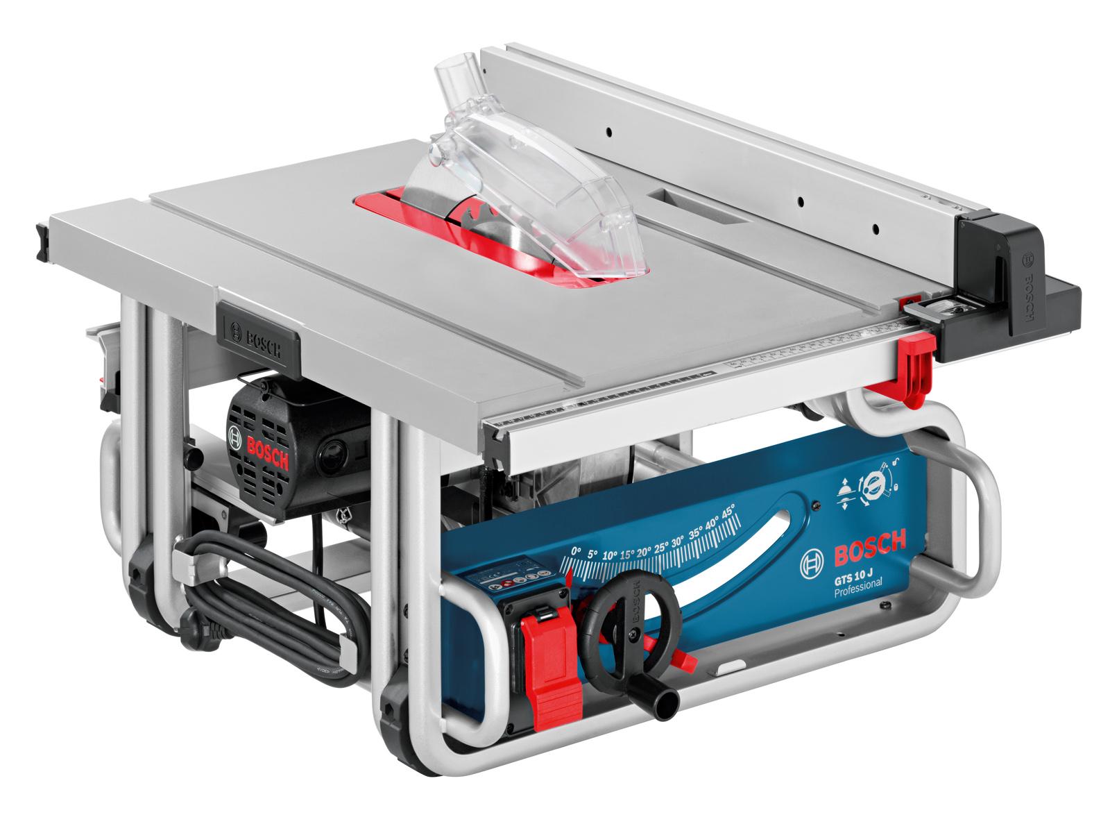 Станок циркулярный Bosch Gts 10 j (0.601.b30.500)
