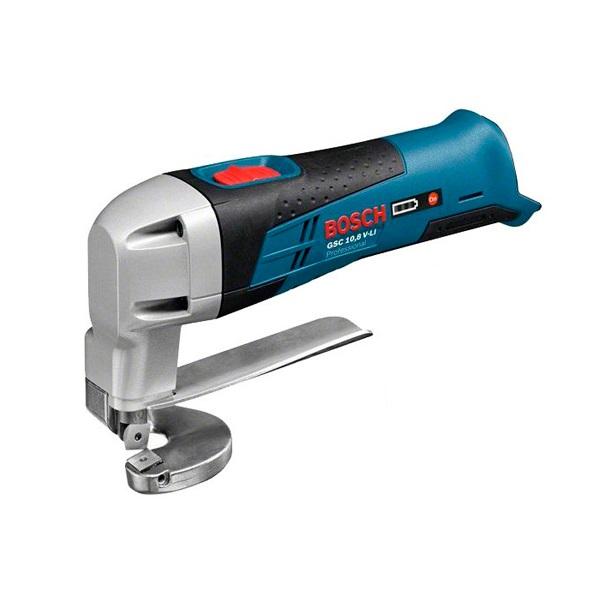 цена на Ножницы по металлу Bosch Gsc 12 v-li БЕЗ АКК. (0.601.926.105)