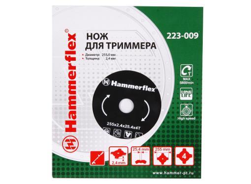 Нож для триммера HAMMER 223-009