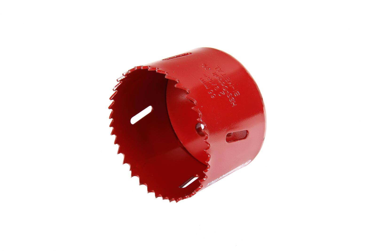 Коронка биметаллическая Hammer Ф65мм резьба под адаптер (224-012 bimetall)