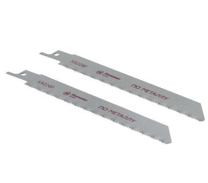 Полотно для сабельной пилы HAMMER 150мм, TPI 25, BIM, 2шт/уп (Flex 225-004)