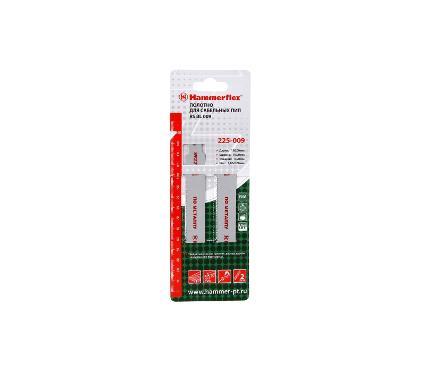 Полотно для сабельной пилы HAMMER 150мм, TPI 10-14, BIM, 1шт/уп (Flex 225-009)