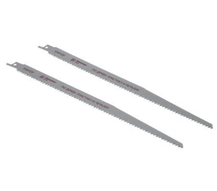 Полотно для сабельной пилы HAMMER 300мм, TPI 6, BIM, 2шт/уп (Flex 225-012)