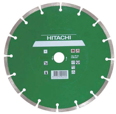 Круг алмазный Hitachi 180 Х 22 сегмент круг отрезной hitachi а24 115 х 1 2 х 22 по металлу 50шт