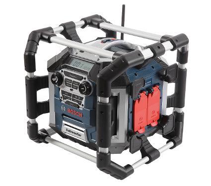 Радио BOSCH GML 50 POWER BOX Professional