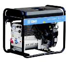 Бензиновый сварочный генератор SDMO Weldarс 300 TE