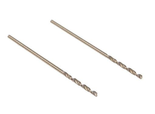Сверло по металлу HAMMER Ф1х34мм (DR CO 1,00мм*34мм)