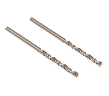 Сверло по металлу HAMMER DR CO 2,50мм*57мм