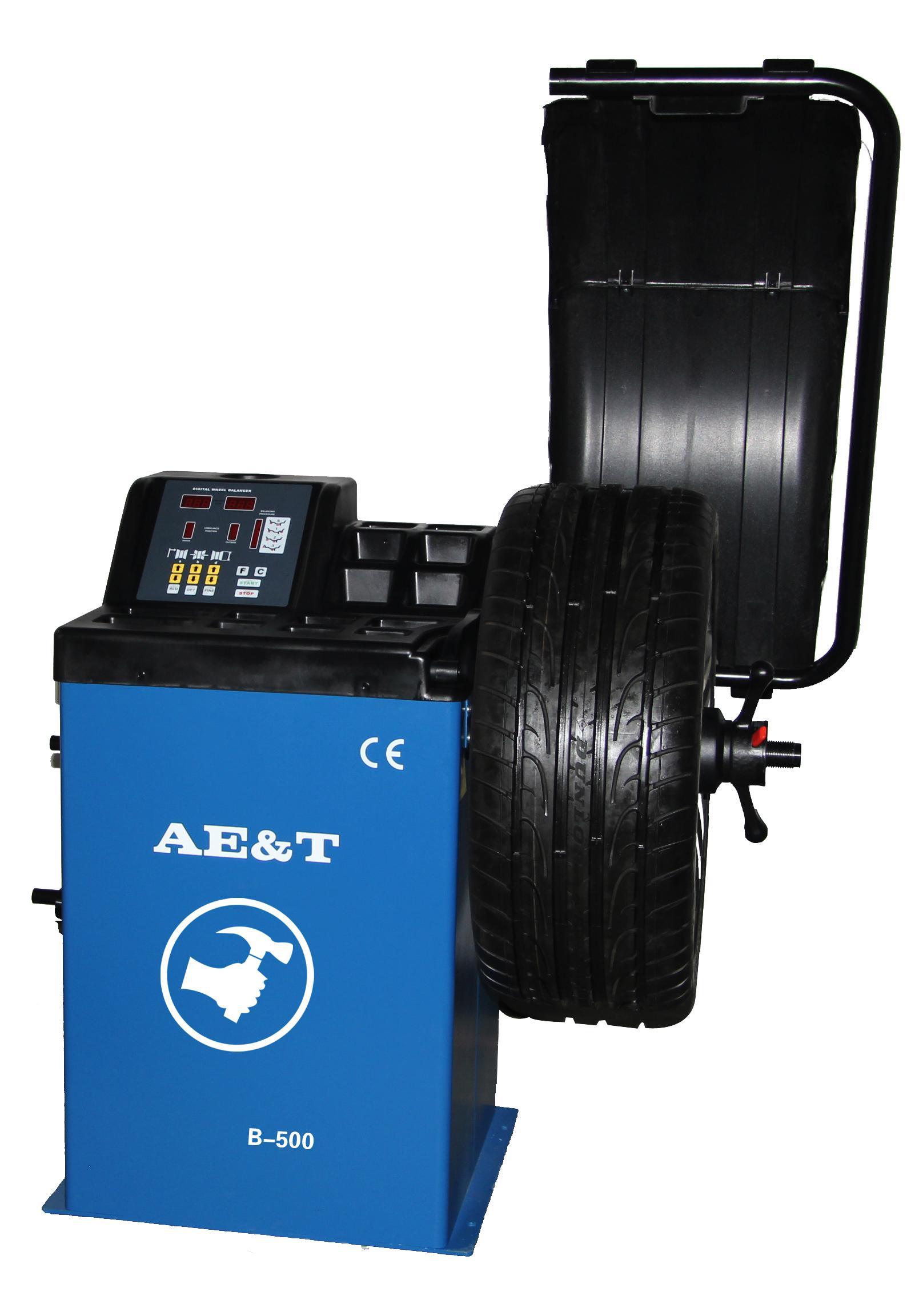 Станок балансировочный Ae&t B-500
