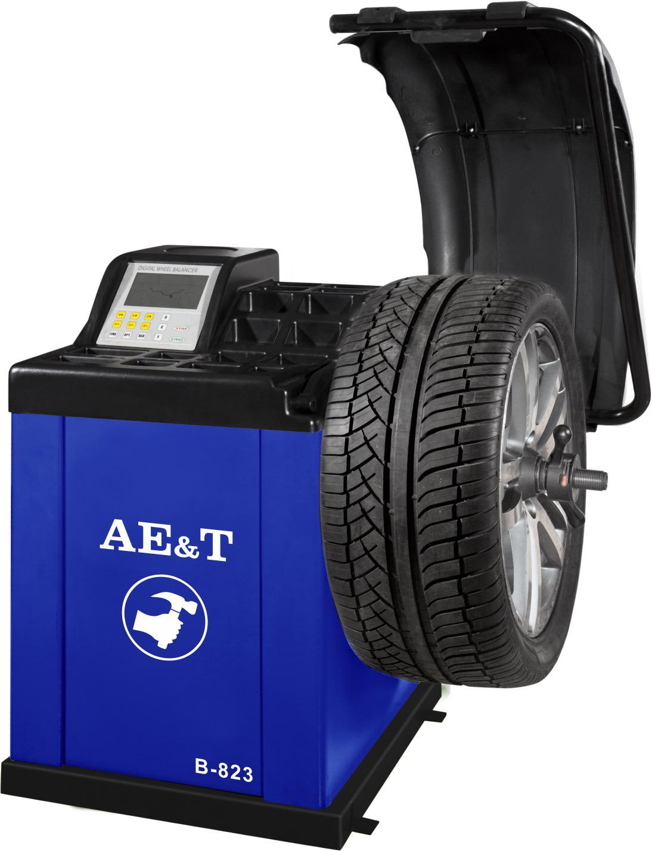 Станок балансировочный Ae&t B-823