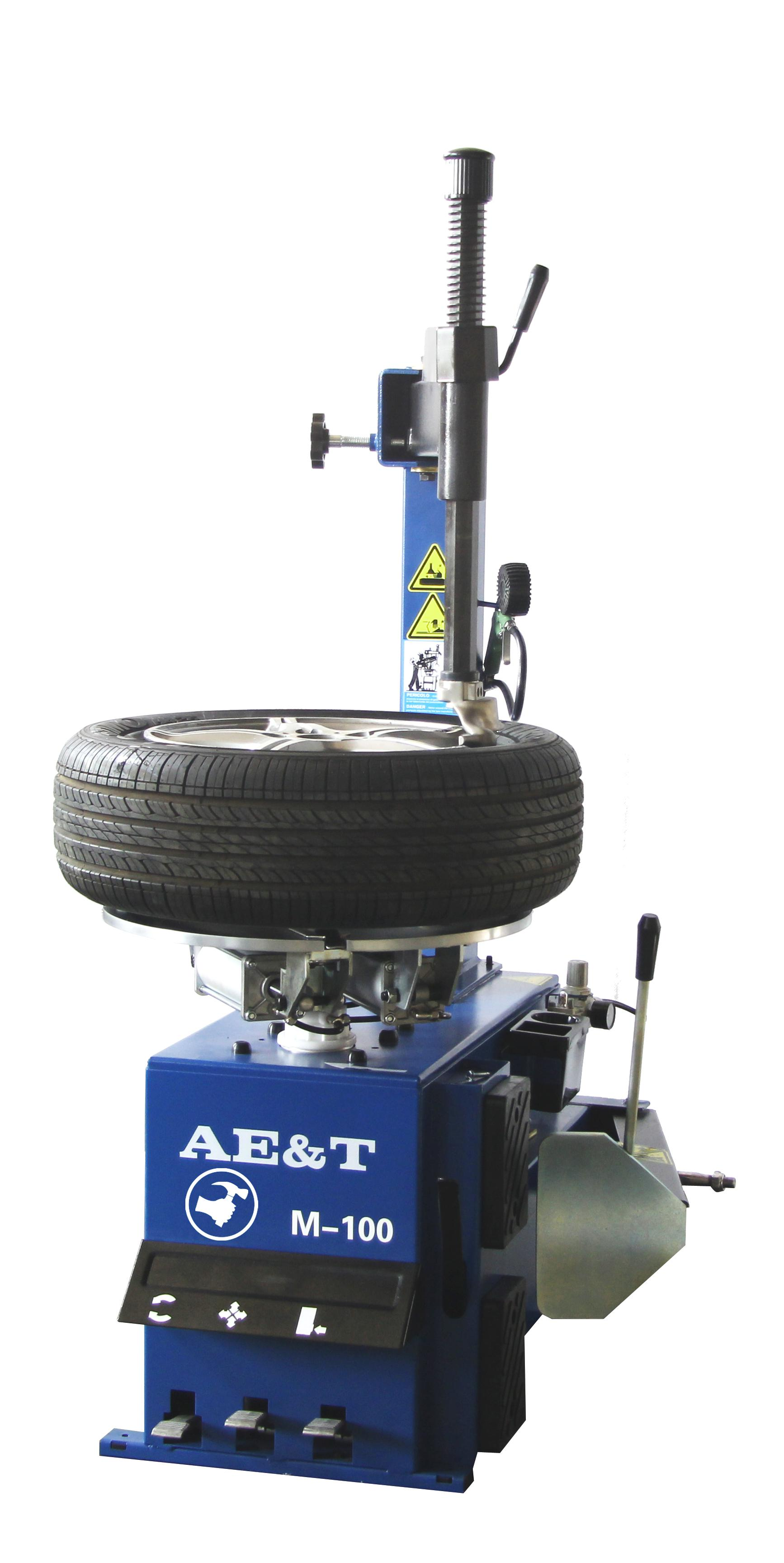Станок шиномонтажный Ae&t M-100 380b