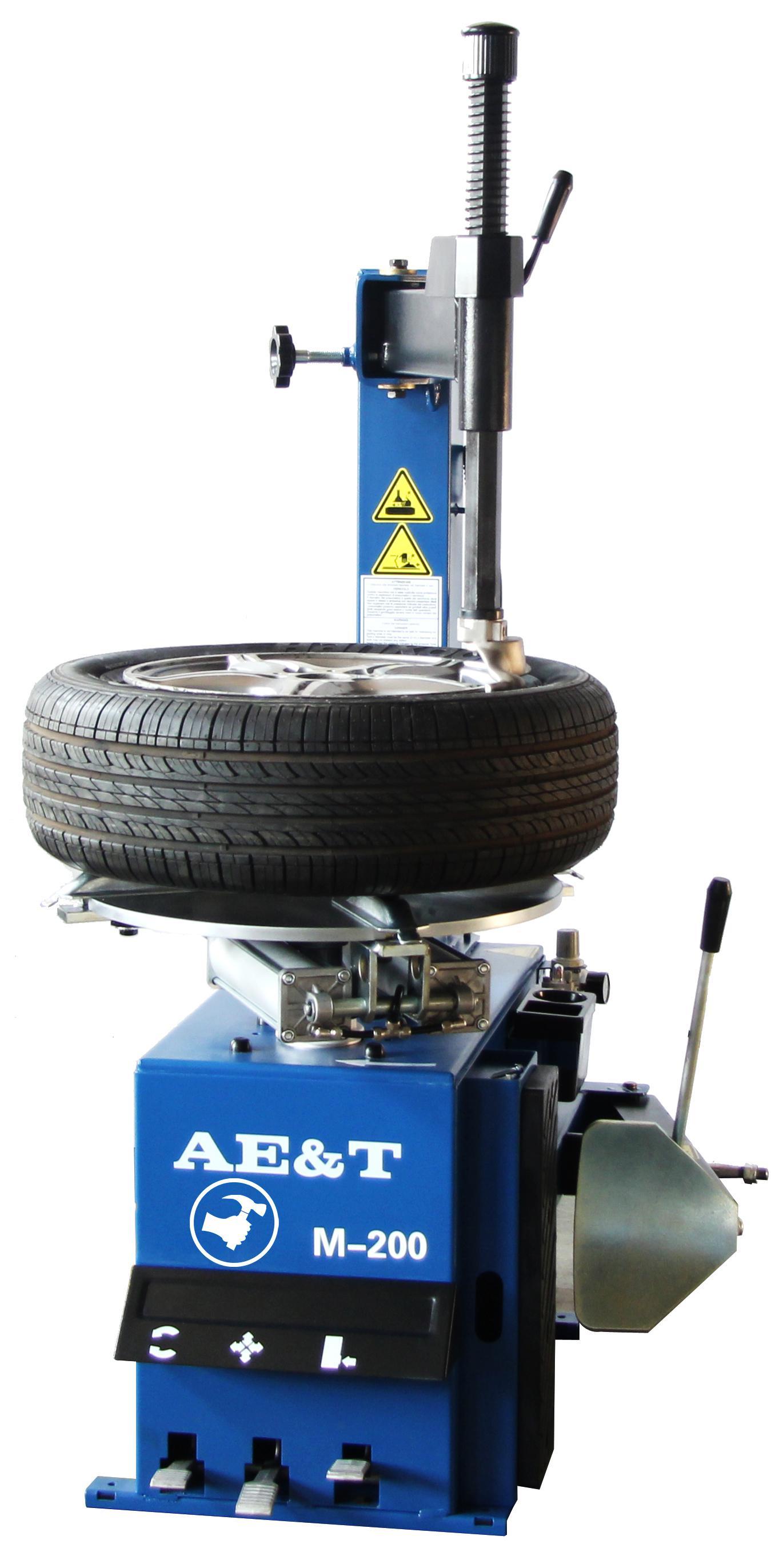 цена на Станок шиномонтажный Ae&t M-200 380b
