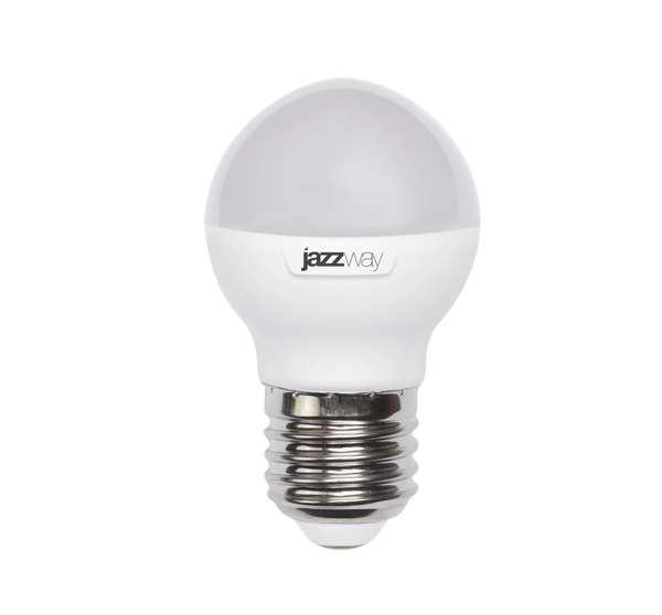 Лампа светодиодная Jazzway Pled-sp g45 9Вт шар 5000К