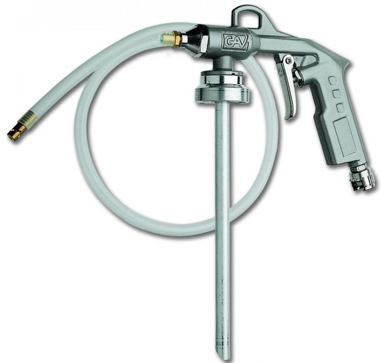 Пистолет Gav 167 В бс краскопульт пневматический gav 2200 eco 1 8 бс 24547