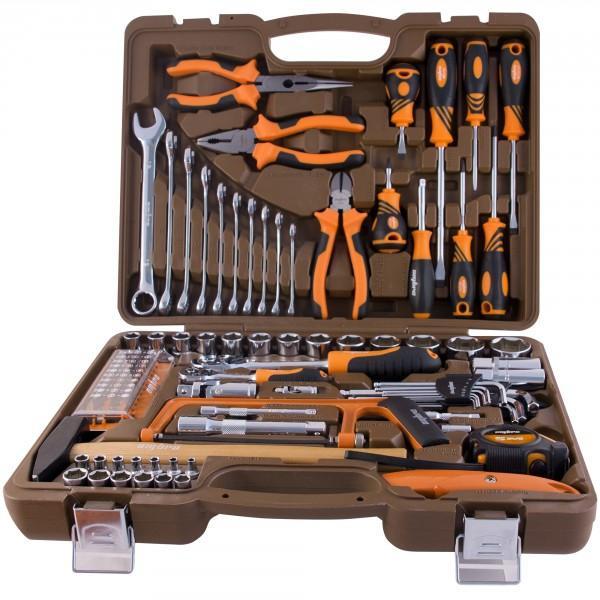 Набор инструментов Ombra Omt101s18 универсальный 101 предмет цена в Москве и Питере