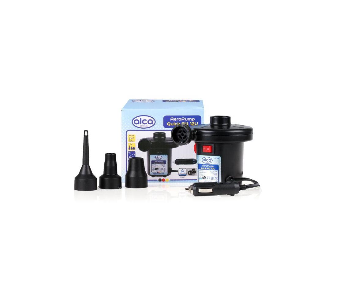 Электрический насос для надувных матрасов ALCA 211100