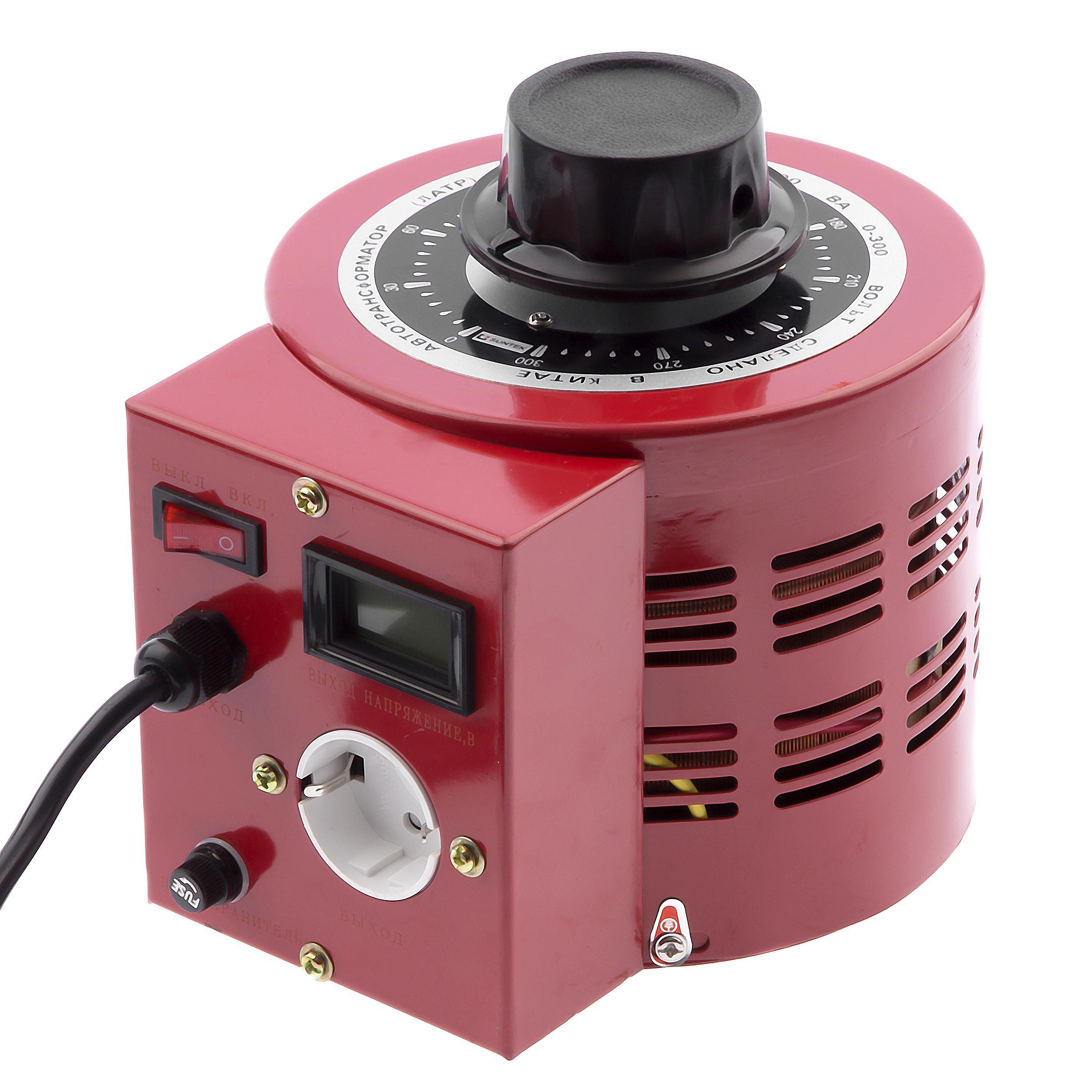 ЛАТР Suntek Red 2000ВА автотрансформатор suntek латр 1000 ва 0 300 вольт