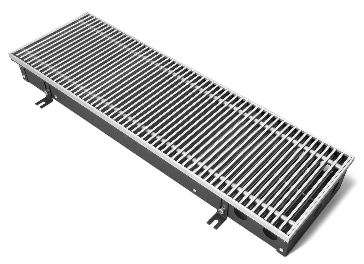 Конвектор Techno Kvzv 350-120-2200/12В/РРА 350-2200 конвектор отопления techno внутрипольный с принудительной конвекцией без решетки 12в kvzvs 350 120 1200