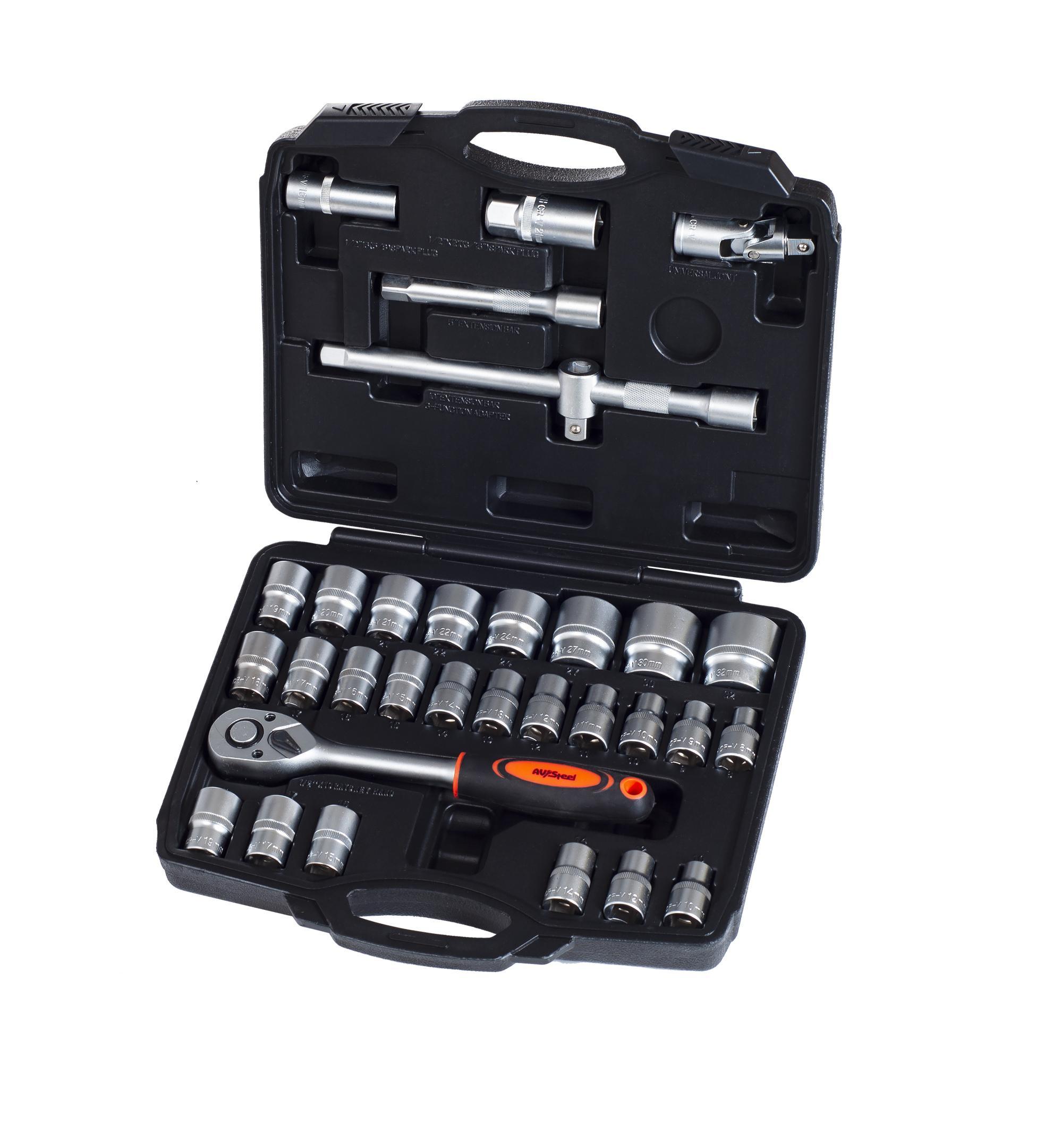 Набор инструментов Avsteel Av-011032