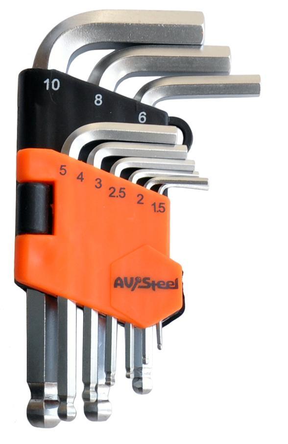 Набор ключей Avsteel Av-364109