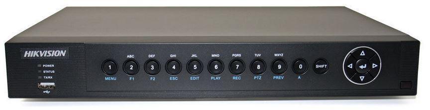 Видеорегистратор Hikvision Ds-7208hqhi-f1/n (nvr)