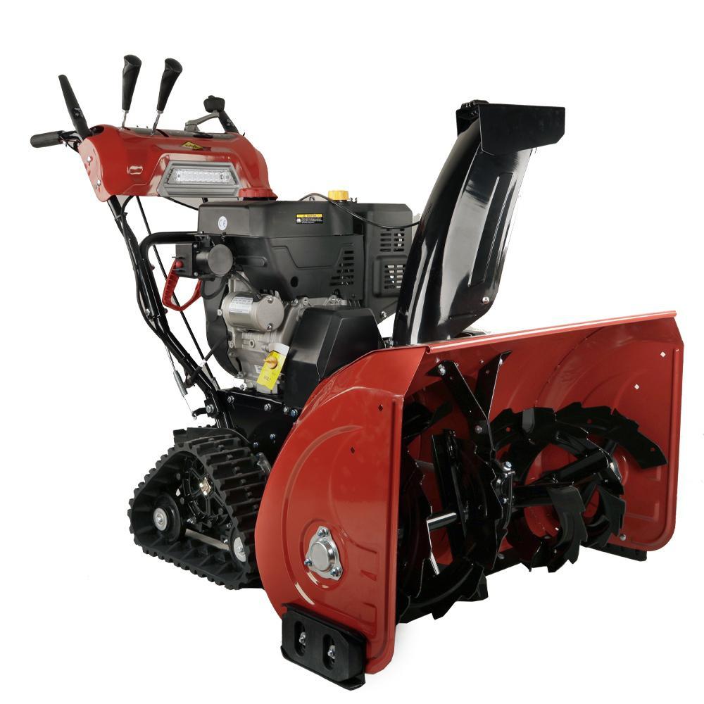 Бензиновый снегоуборщик Dde St1387let 917-040 бензиновый снегоуборщик murray mm741450е