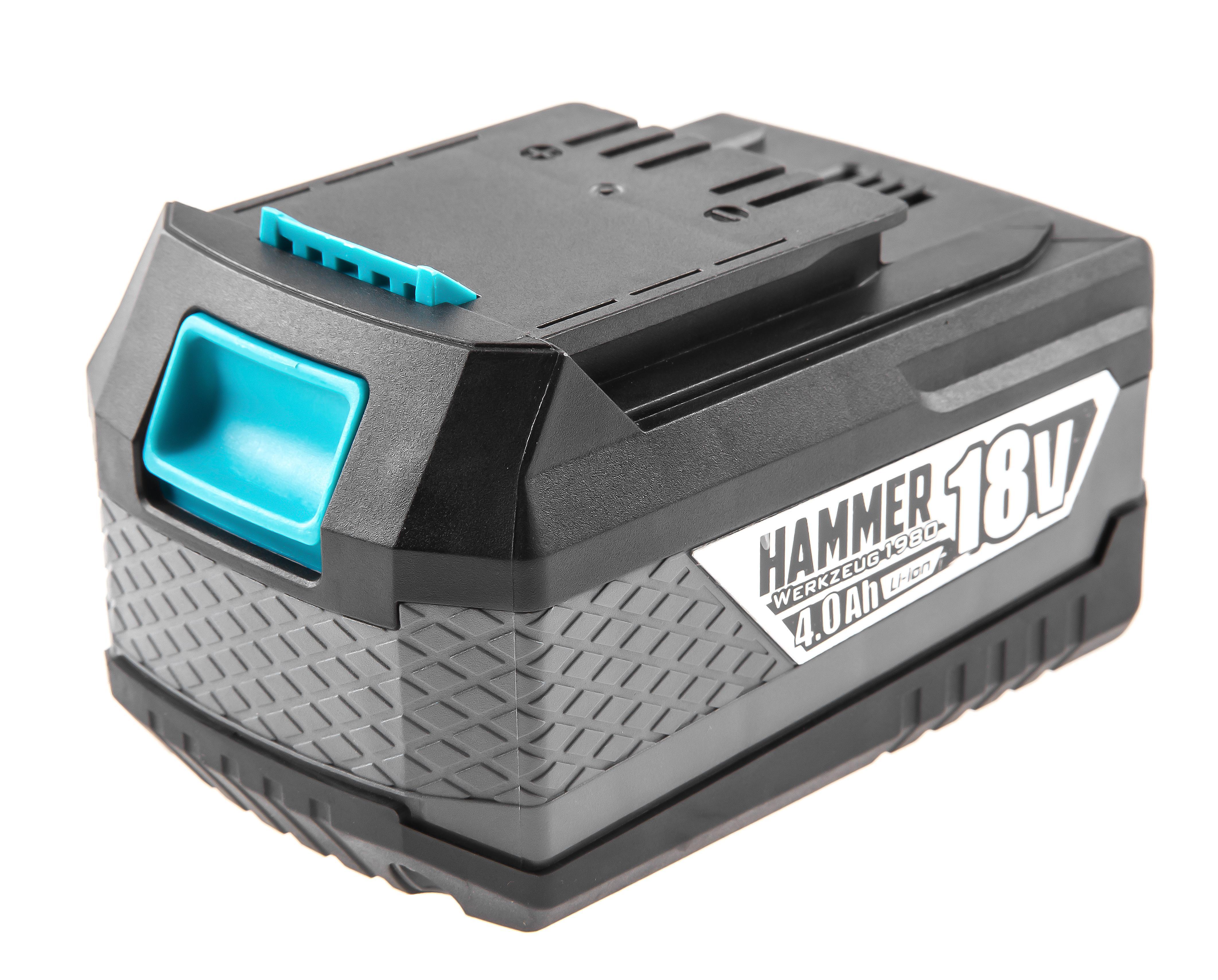 Аккумулятор Hammer 18В 4Ач li-ion (ab1840li premium) аккумулятор hammer premium akb1813li 18в li ion 1 3ач для bosch