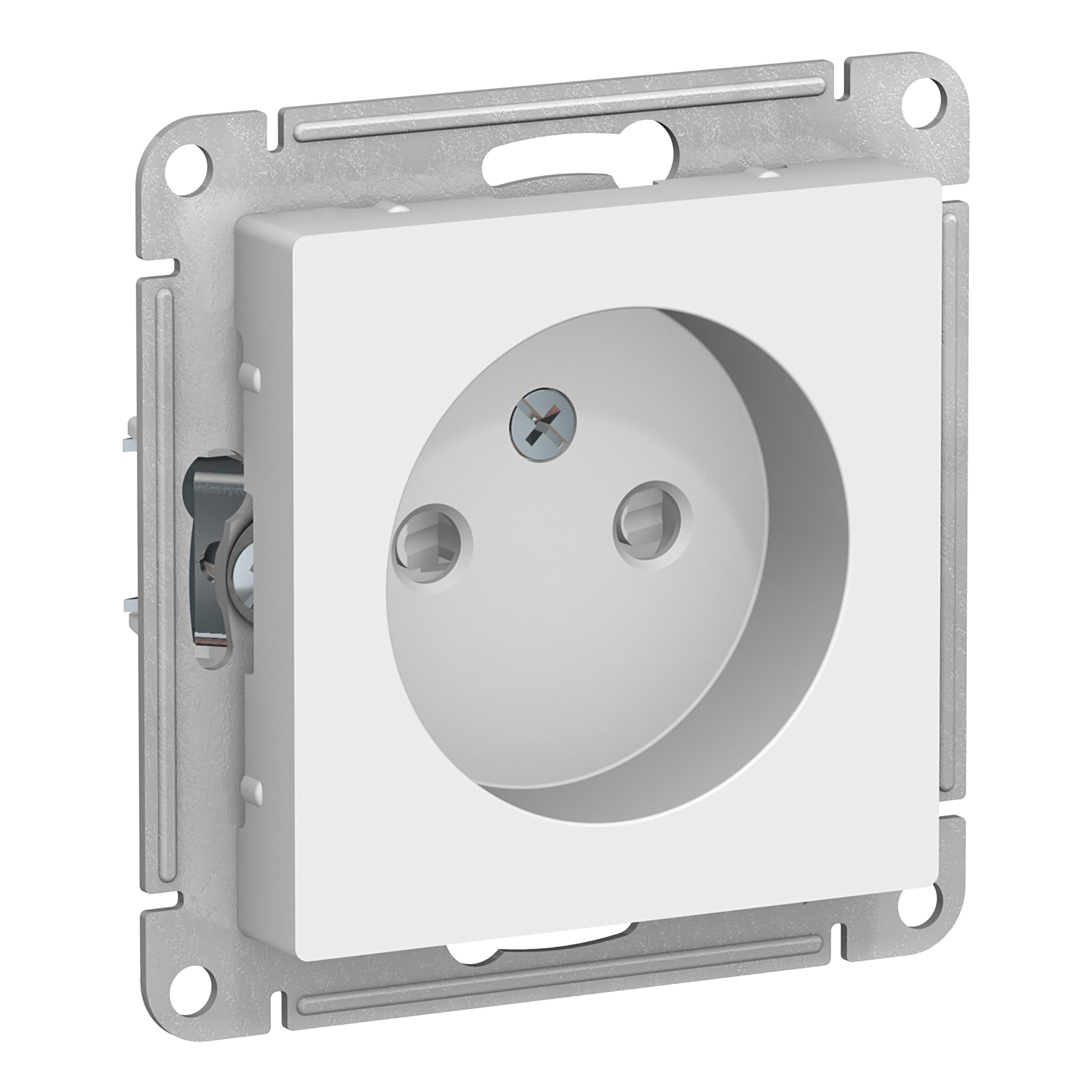Механизм розетки Schneider electric Atn000149