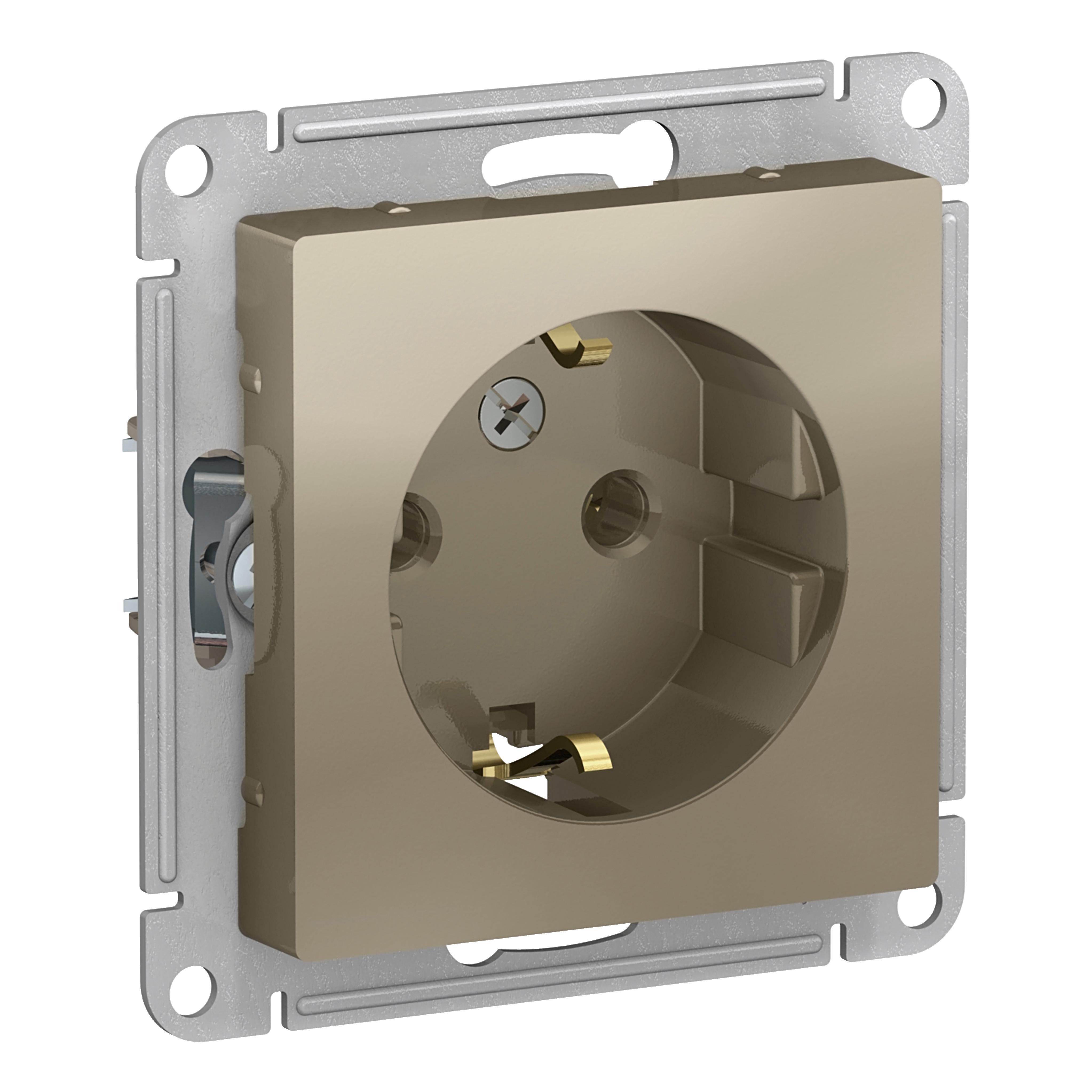 Купить Механизм розетки Schneider electric Atn000543