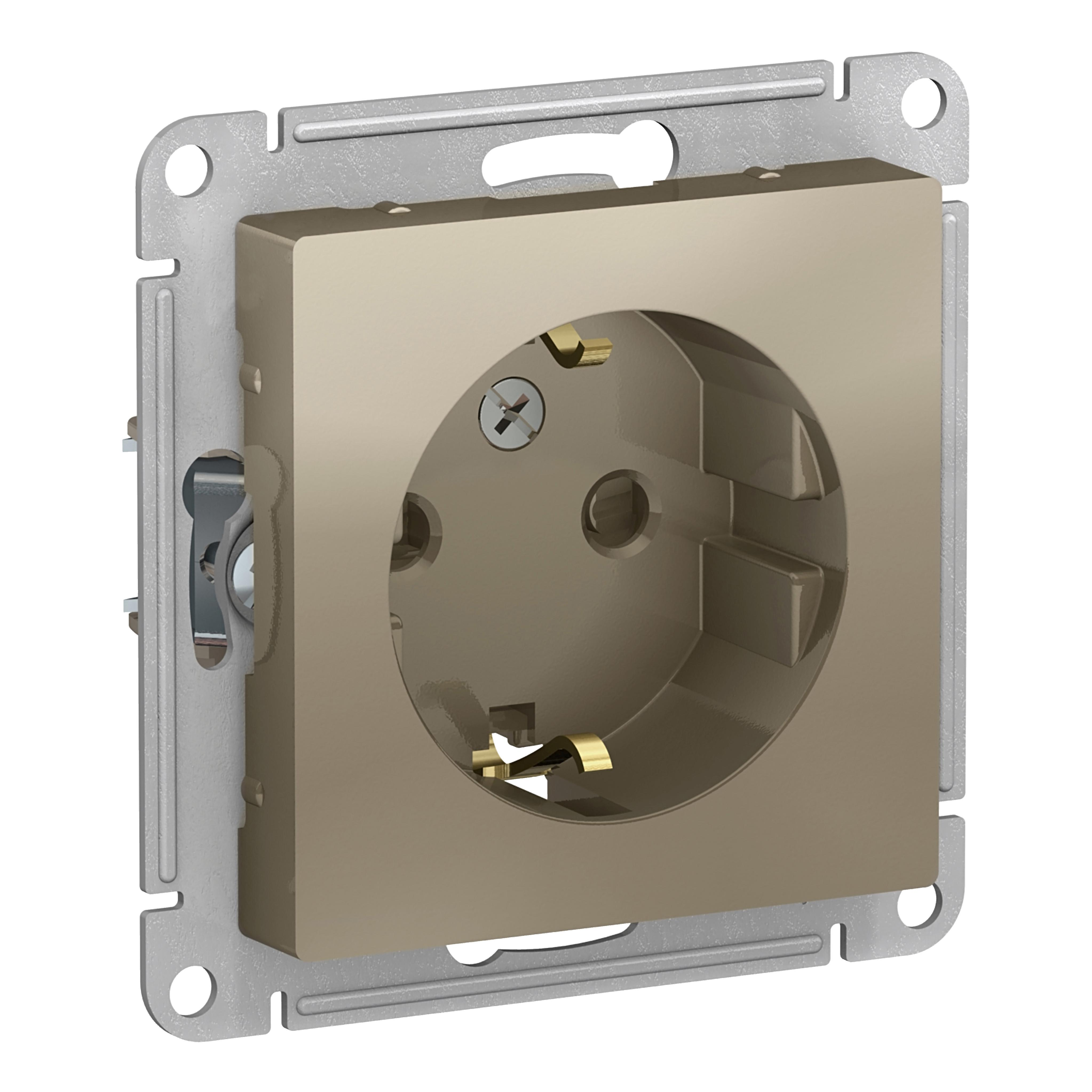 Купить Механизм розетки Schneider electric Atn000545