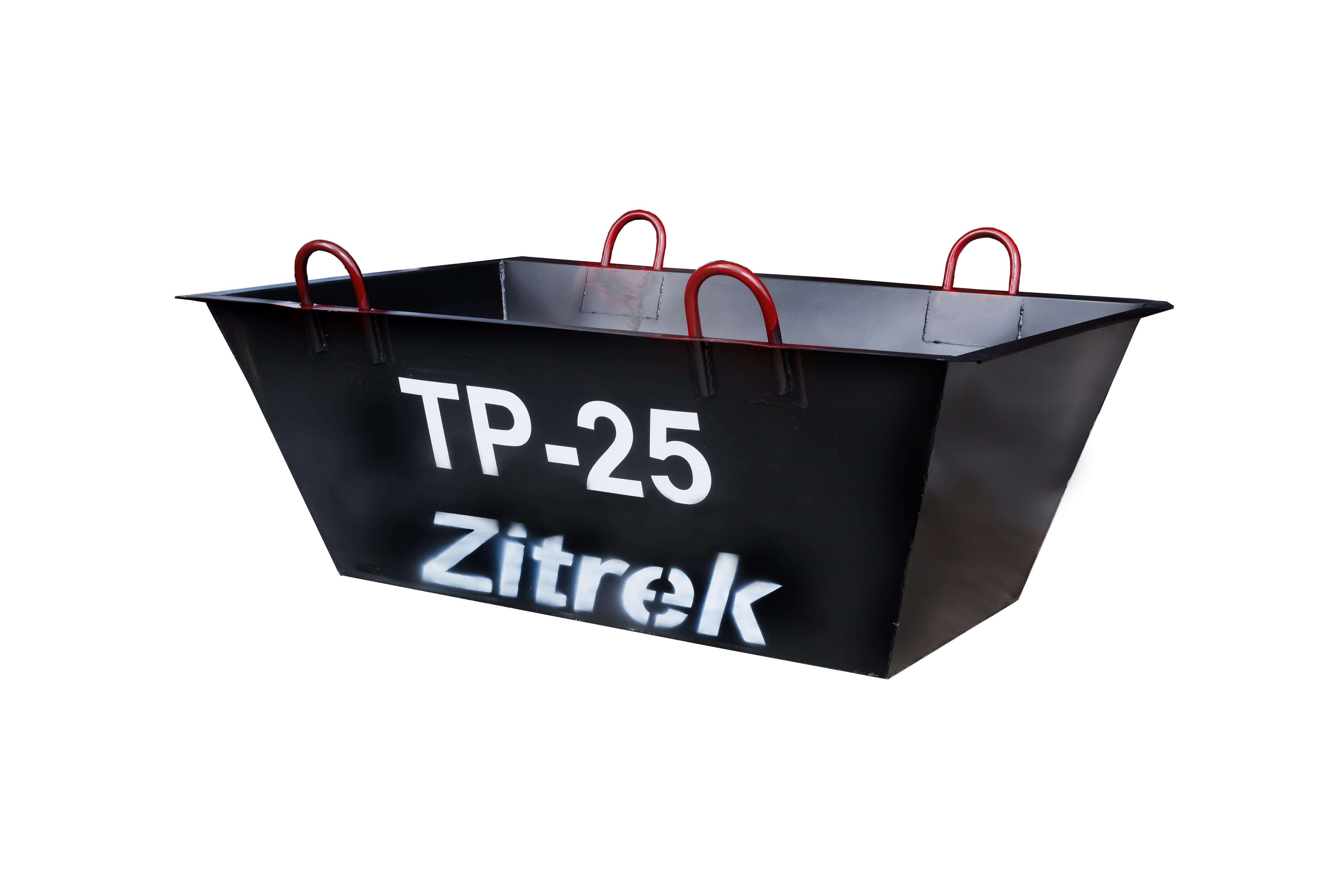 Тара для раствора Zitrek ТР-0,25 (021-1992) цены