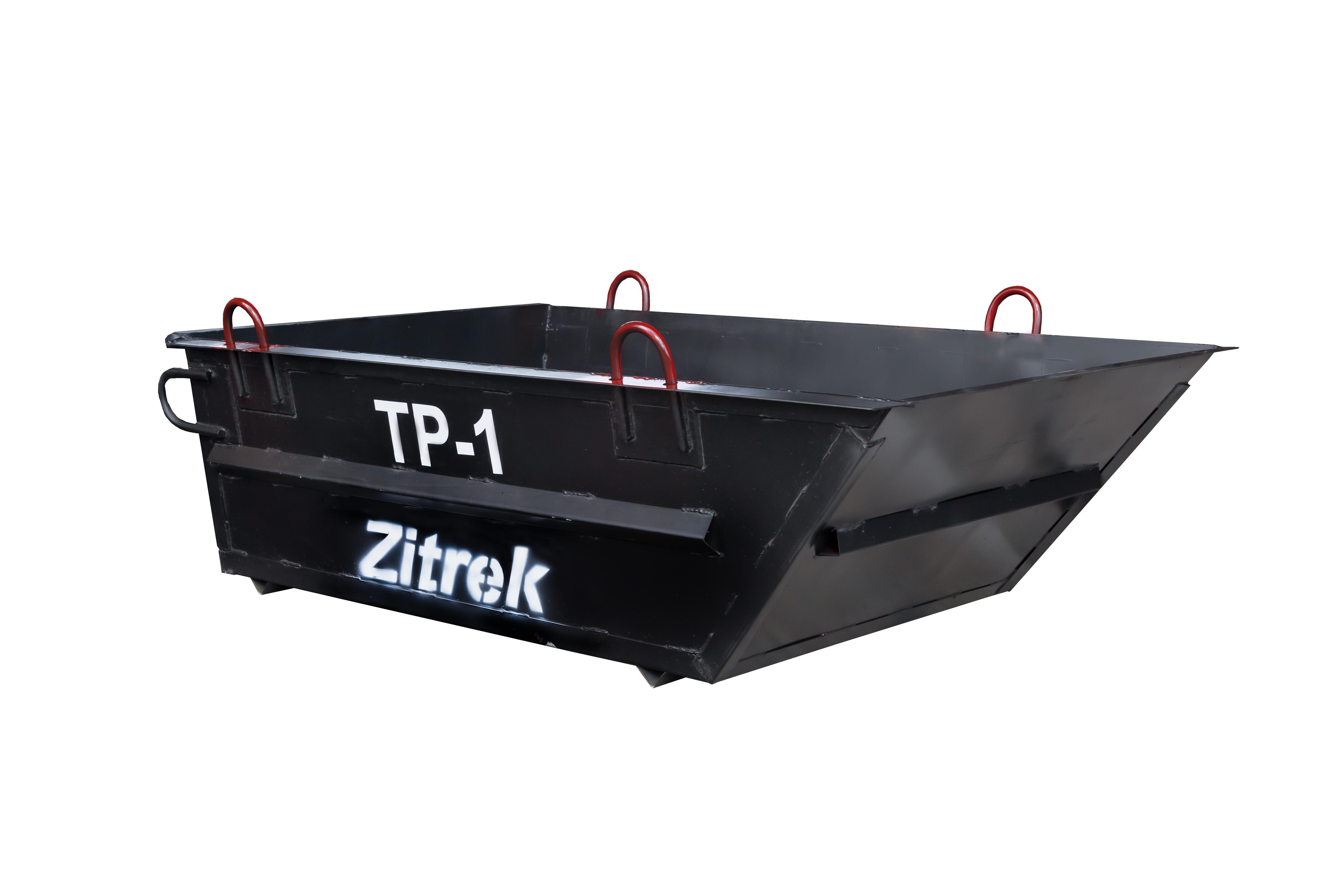 Тара для раствора Zitrek ТР-1,0 (021-2066) все цены