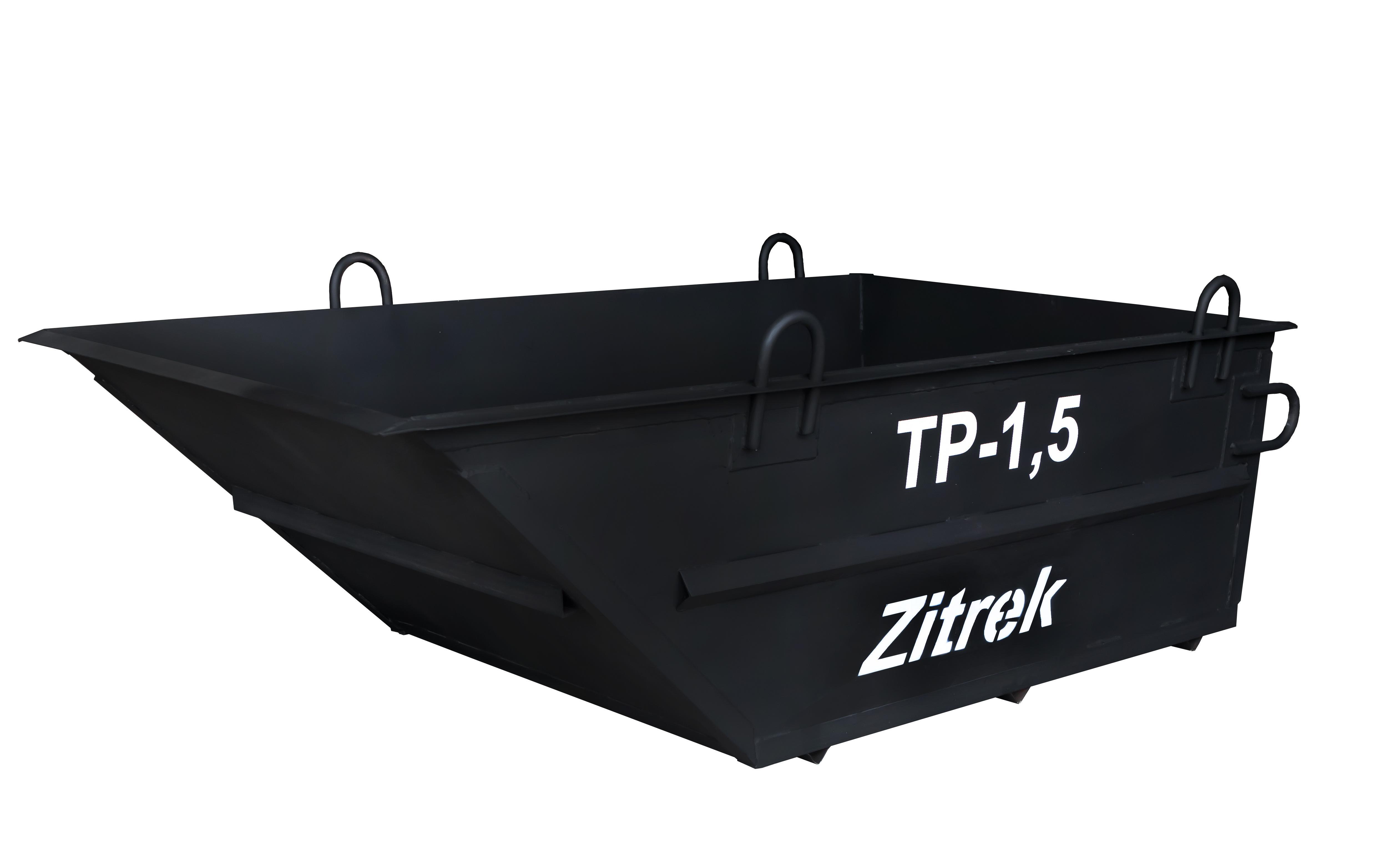 Тара для раствора Zitrek ТР-1,5 (021-2090) фото