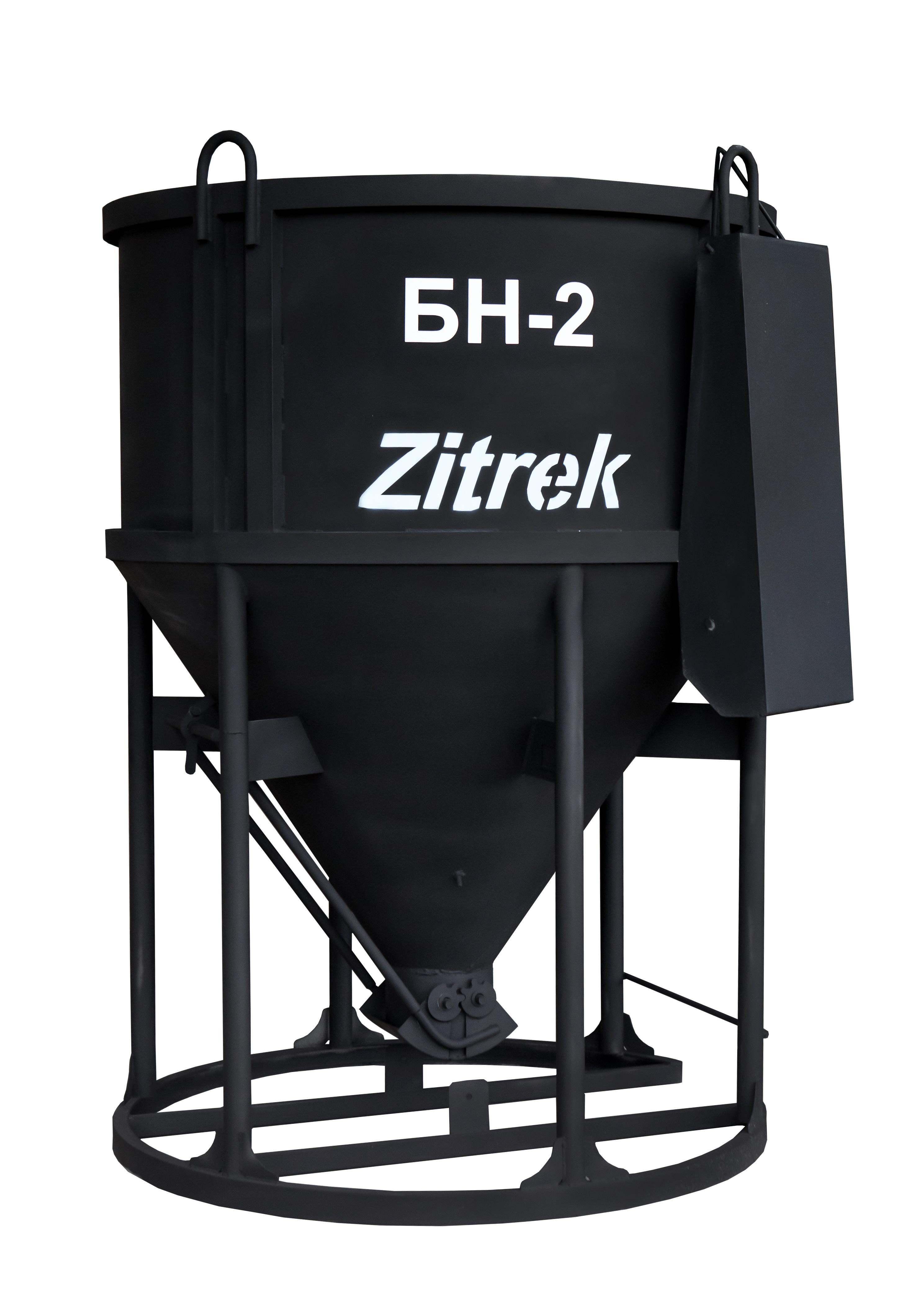 Бадья для бетона Zitrek БН-2.0 (021-1066) (лоток) цены