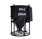 Бадья для бетона ZITREK БН-2.0 (021-1066) (лоток)
