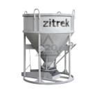 Бадья для бетона ZITREK БН-3,0 (021-1069) (лоток)