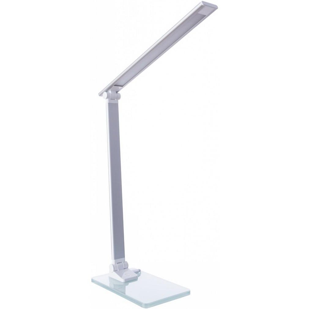Лампа настольная Arte lamp A1116lt-1wh spillo