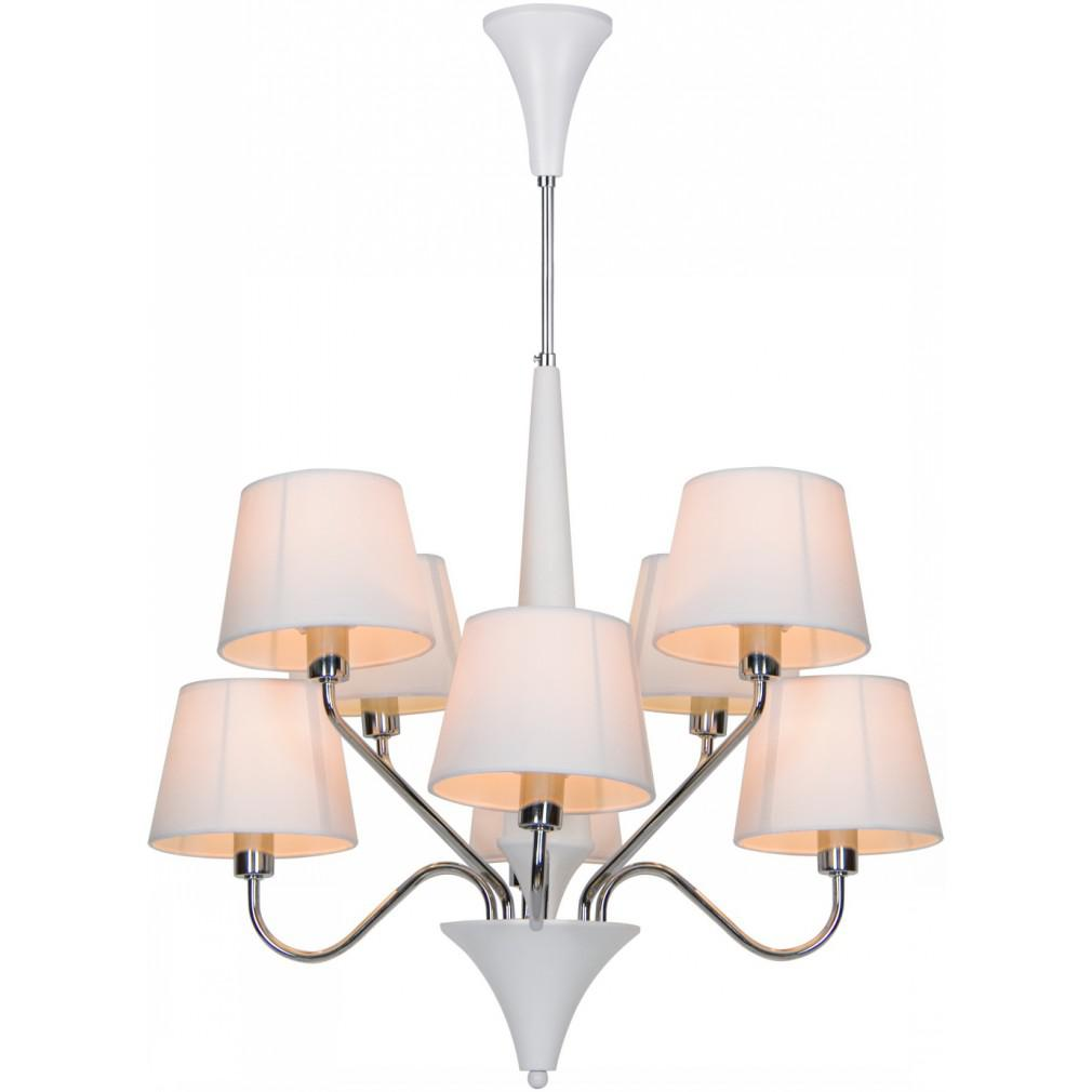 Люстра Arte lamp A1528lm-8wh gracia