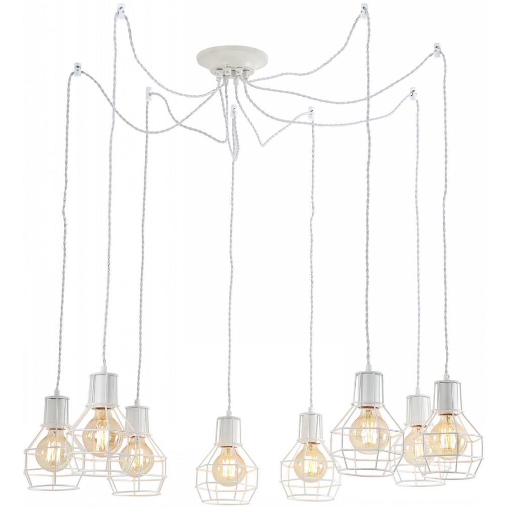 лучшая цена Люстра Arte lamp A9182sp-8wh interno