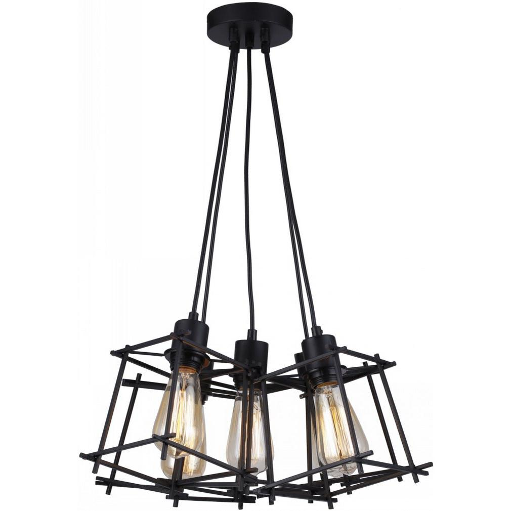 Люстра Arte lamp A9469sp-5bk conway