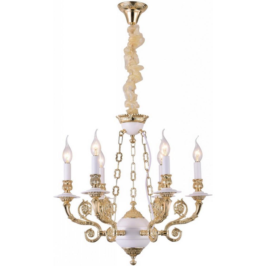 Люстра Arte lamp A7024lm-6wg luisa
