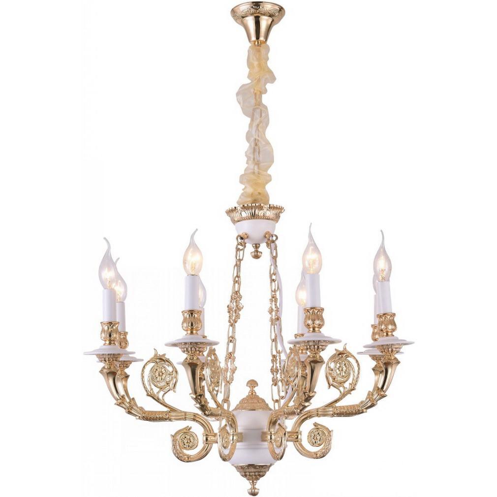 Люстра Arte lamp A7024lm-8wg luisa