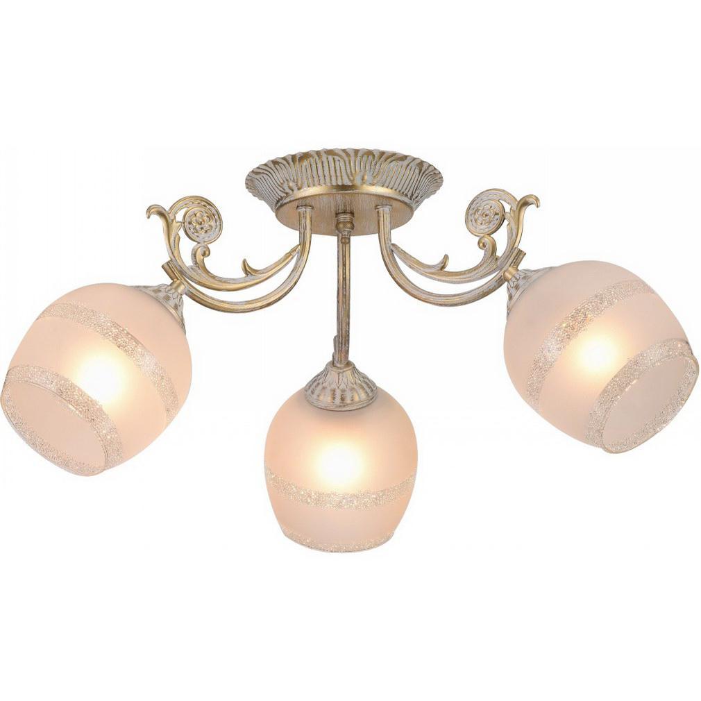 Фото - Люстра Arte lamp A7060pl-3wg sofia потолочный светильник arte lamp a7060pl 3wg e27 60 вт