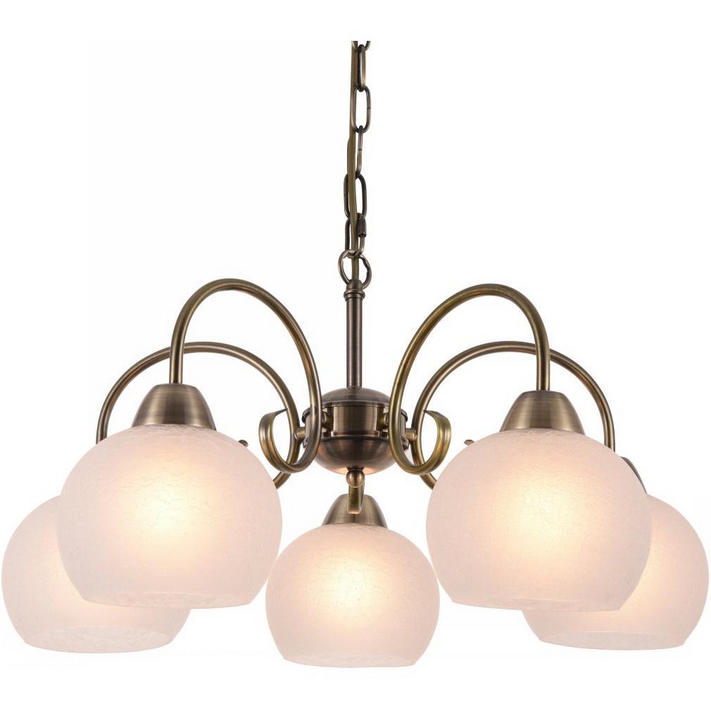 Купить Люстра Arte lamp A9317lm-5ab margo