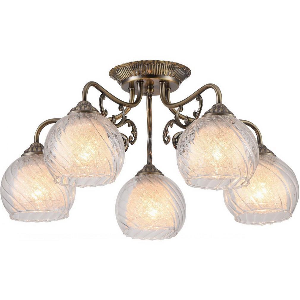 Люстра Arte lamp A7062pl-5ab charlotte