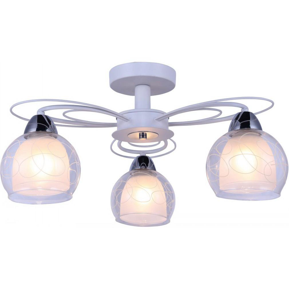 Люстра Arte lamp A7585pl-3wh sansa