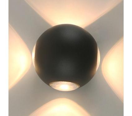 Светильник ARTE LAMP A1544AL-4GY Conrad