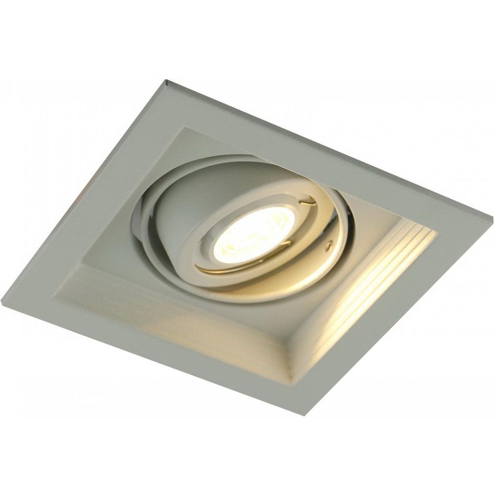 Светильник Arte lamp A6661pl-1wh canis