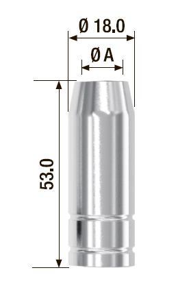 Сопло Fubag Fb150.n.12.0