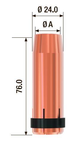 Сопло Fubag Fb500.n.19.0